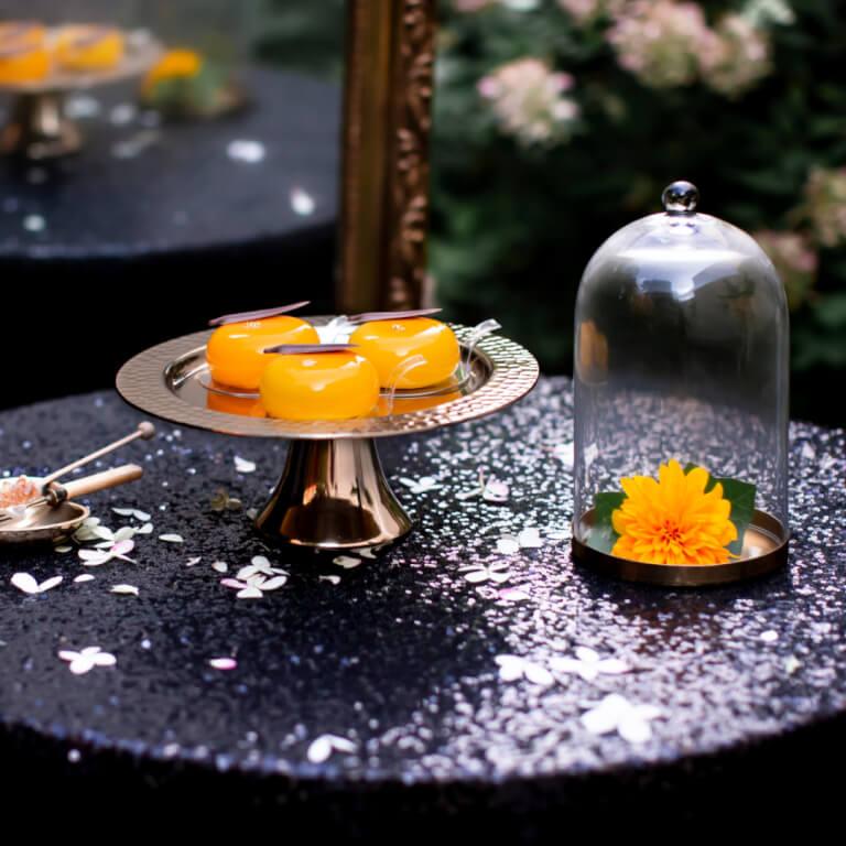 Monoporcja mango  - Mini desery - Słodki Bufet - Zdjęcie 1