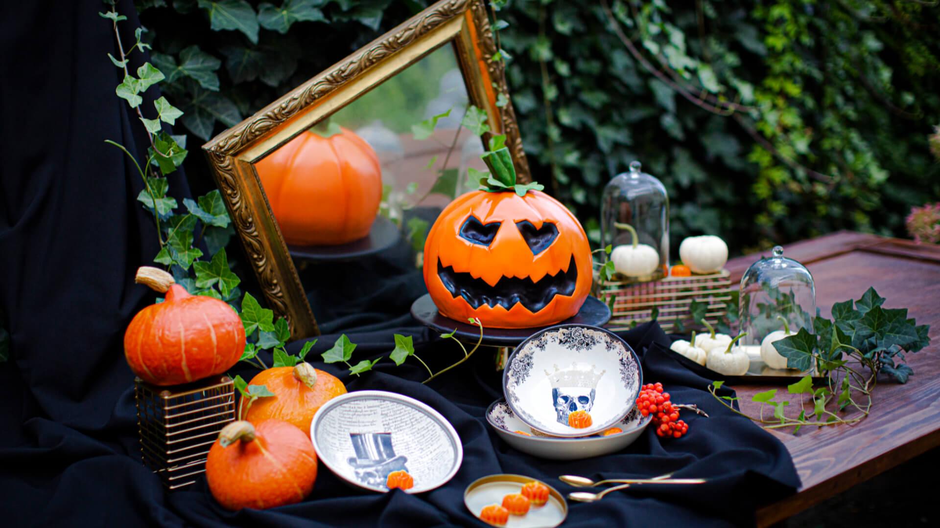 Słodkości na Halloween - nasze inspiracje