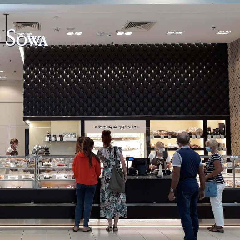 Cukiernia Sowa Białystok - ul. Miłosza 2 - Zdjęcie 1