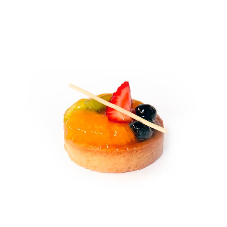 Babeczka bankietowa owocowa