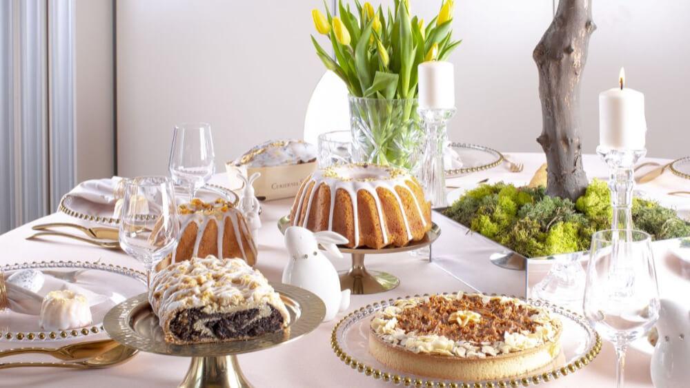 Słodka polska Wielkanoc. Tradycyjne świąteczne wypieki z Cukierni Sowa