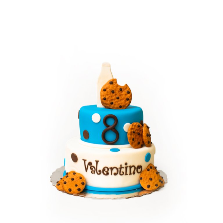 Tort Ciasteczka