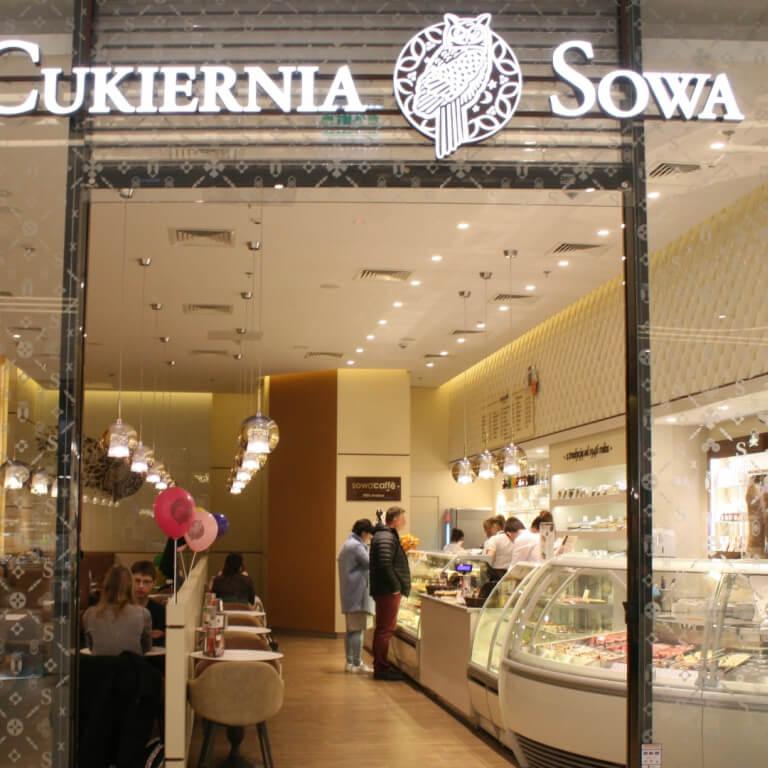 Cukiernia Sowa Poznań - ul. Pleszewska 1 - Zdjęcie 1
