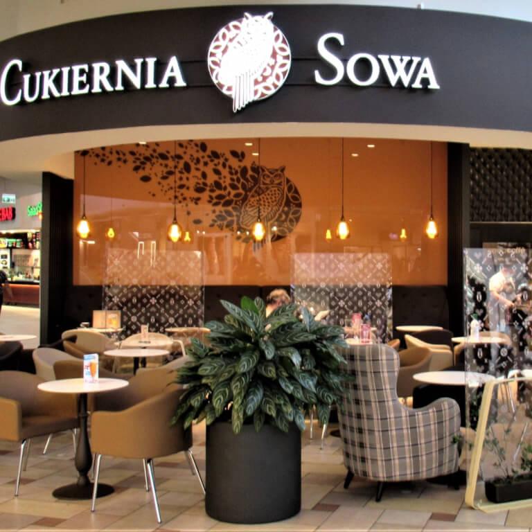 Cukiernia Sowa Katowice - ul. Chorzowska 107 - Zdjęcie 1