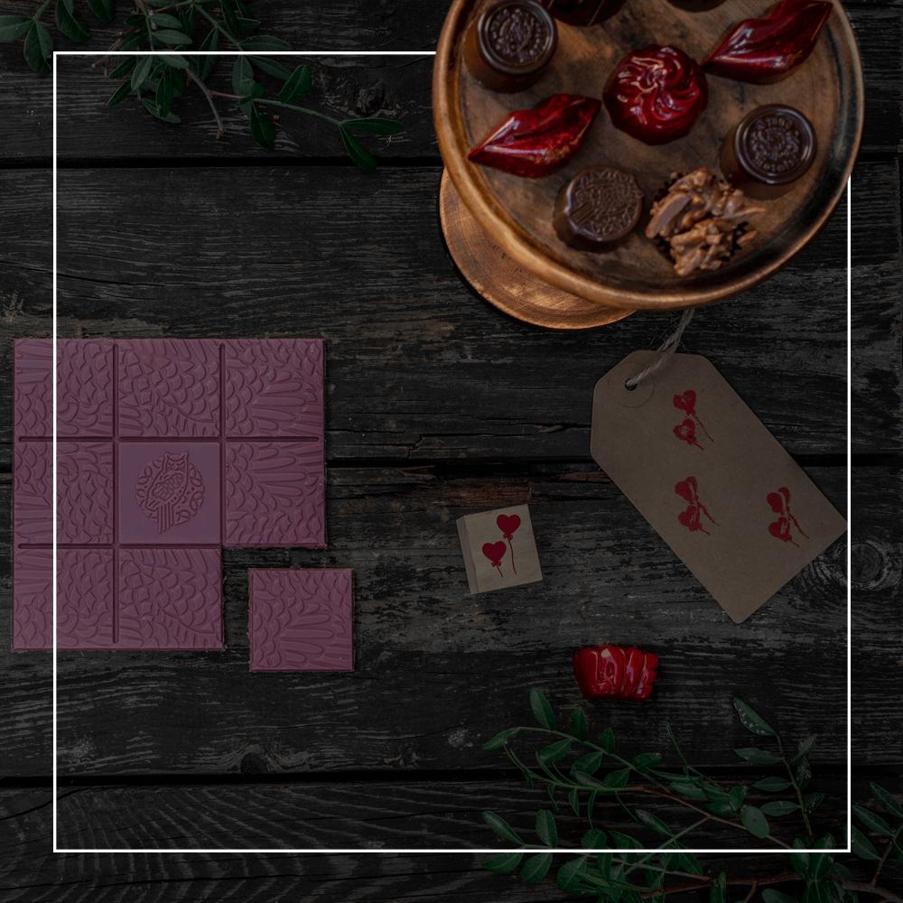 Praliny i czekolada