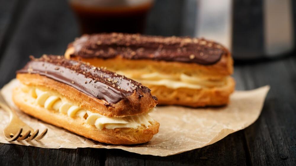 Eklerki – jak przygotować ten słodki francuski przysmak?