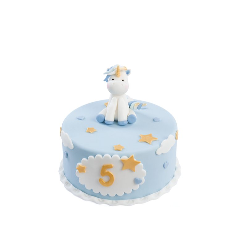 Tort Jednorożec Chłopiec