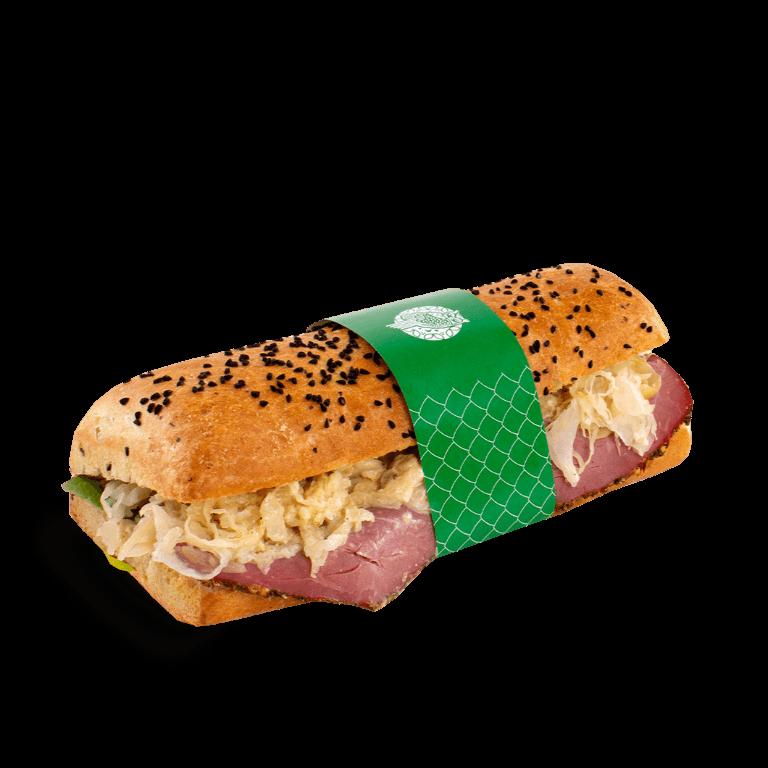 kanapka z pastrami