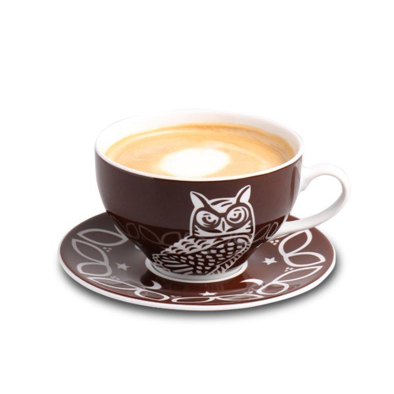 Caffè crema latte (large)