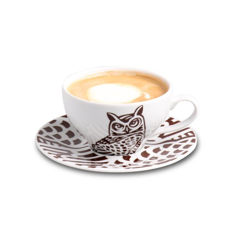 Caffè crema latte (średnia)