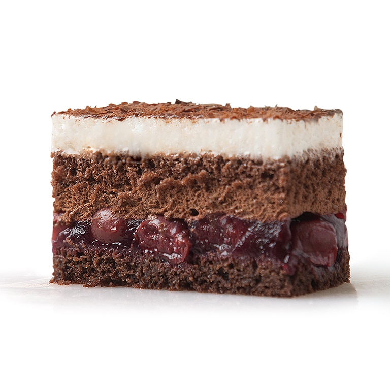Black forest cube