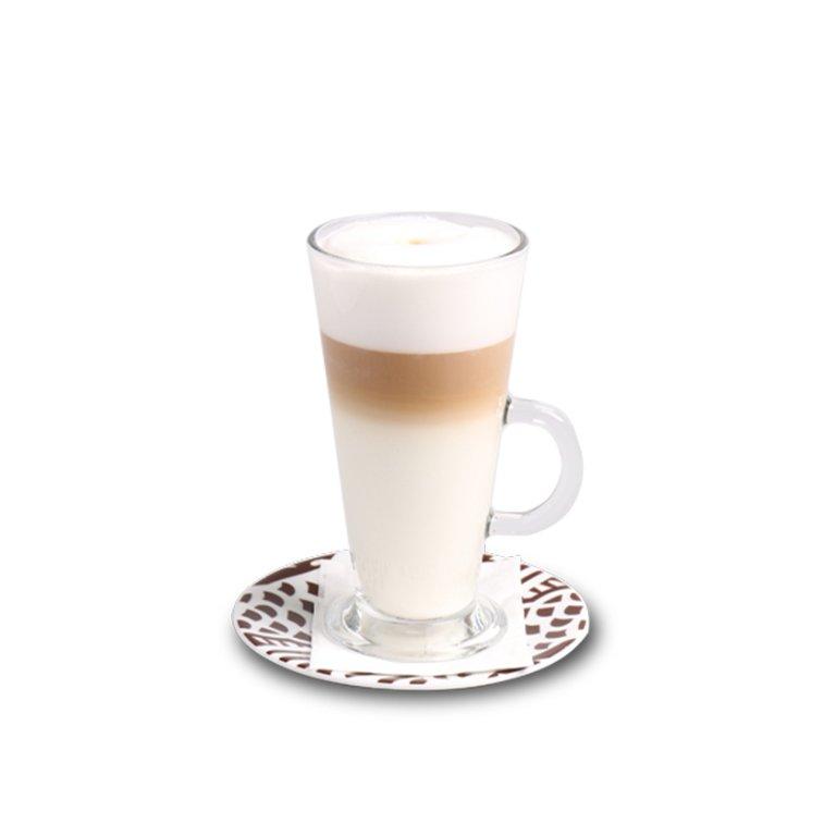 Latte macchiato (medium)