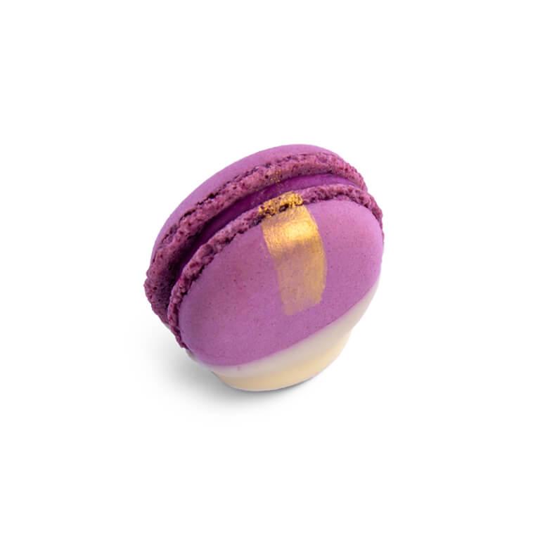 Makaronik porzeczkowy - Mini desery - Słodki Bufet