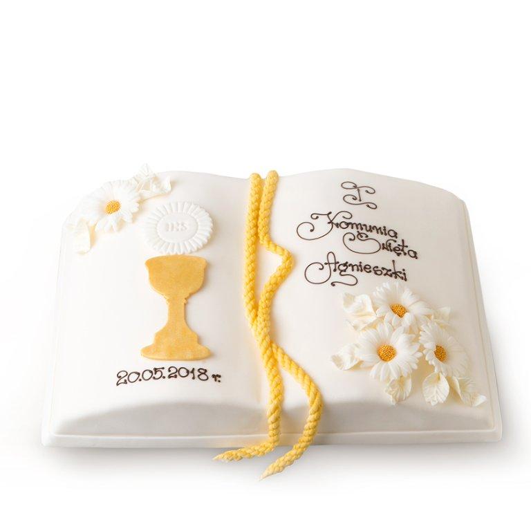 Tort dekoracyjny książka