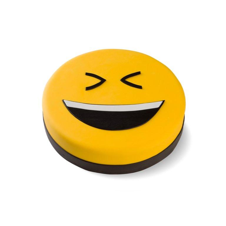 Tort uśmiech